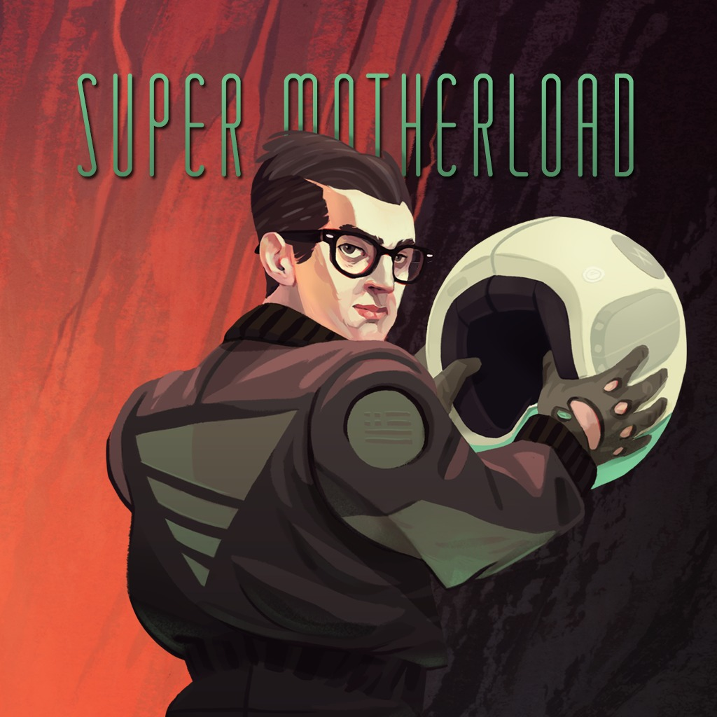"""Super Motherload """"Coming Soon to PS4"""" Trailer"""