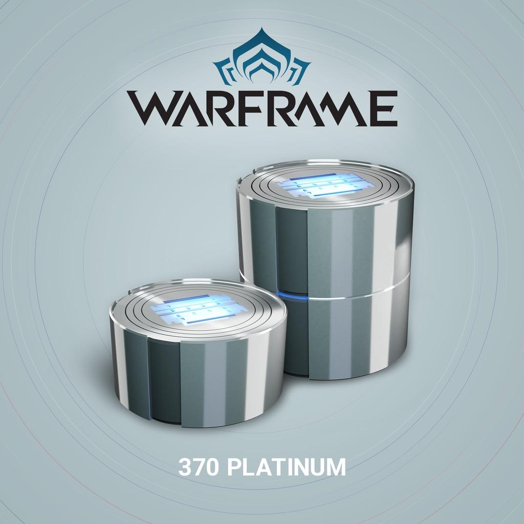 Warframe®: 370 Platinum