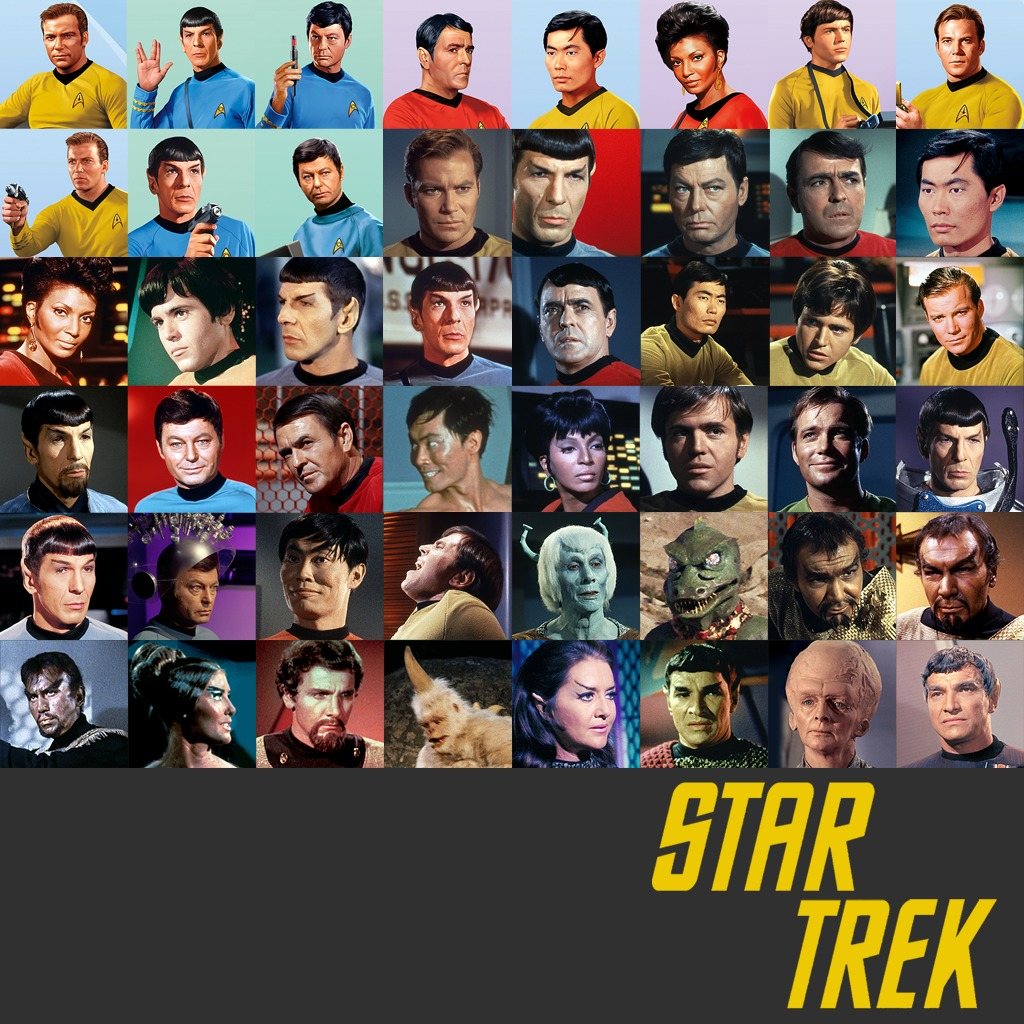 Star Trek Complete Avatars Bundle