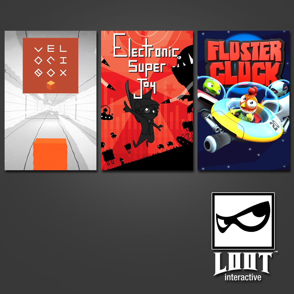 LOOT™ Action-Packed Bundle