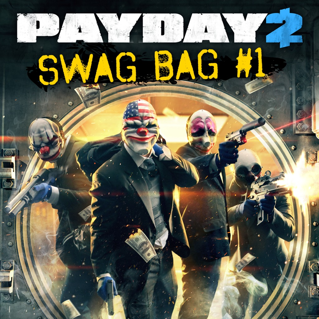 Payday 2 Swag Bag 1