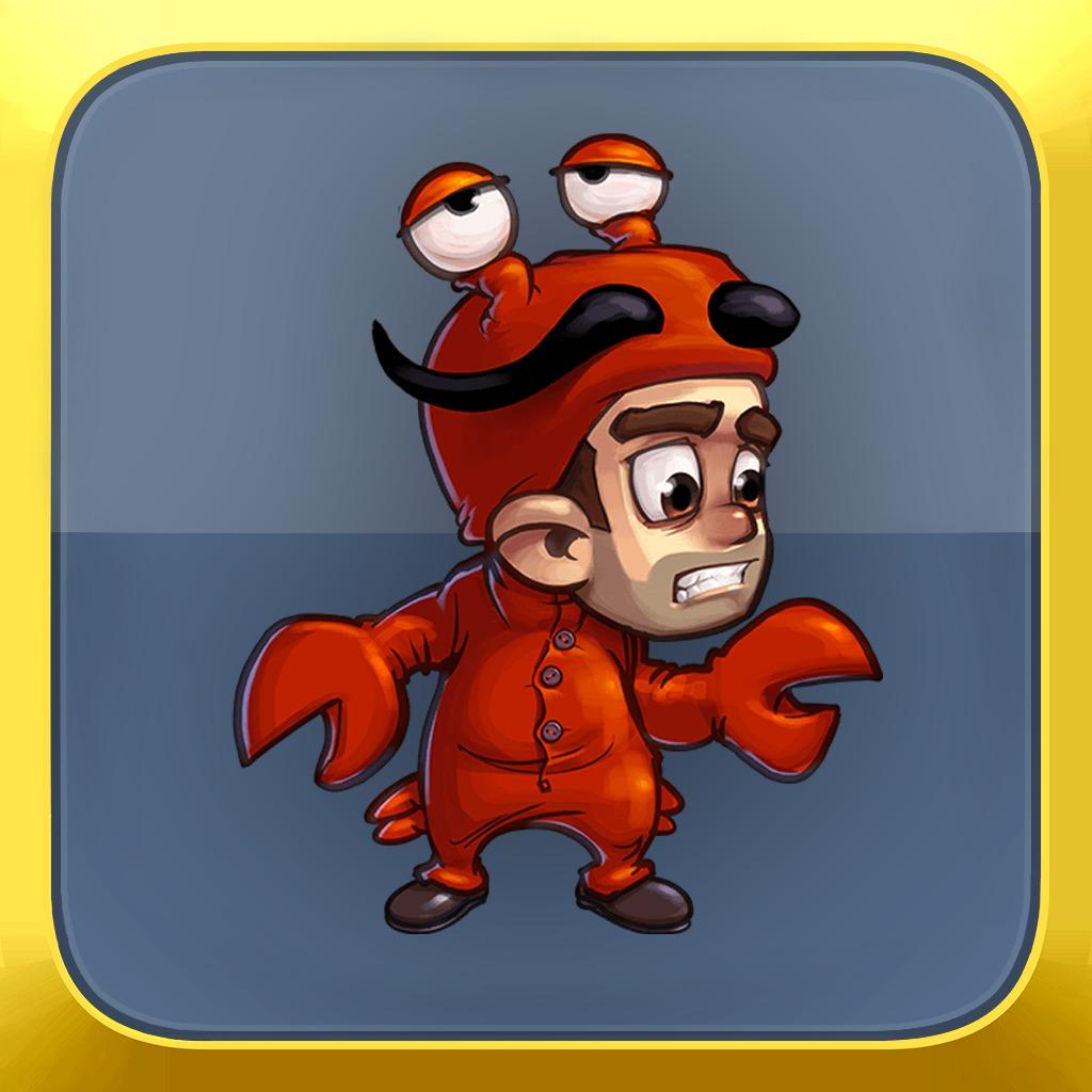Jetpack Joyride - Crabby Crustacean Costume