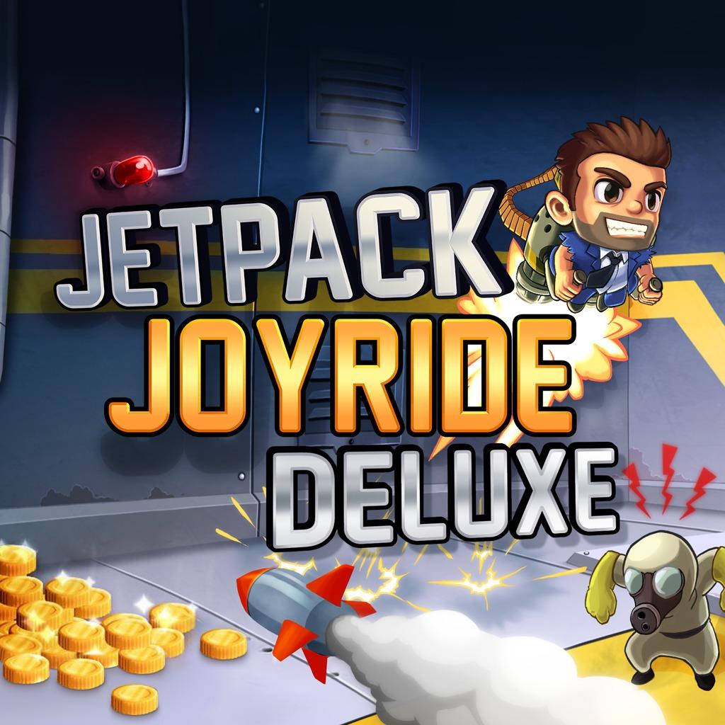 Jetpack Joyride Deluxe