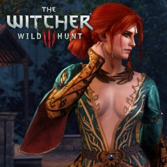 The Witcher 3: Wild Hunt - Alternative Look for Triss on PS4