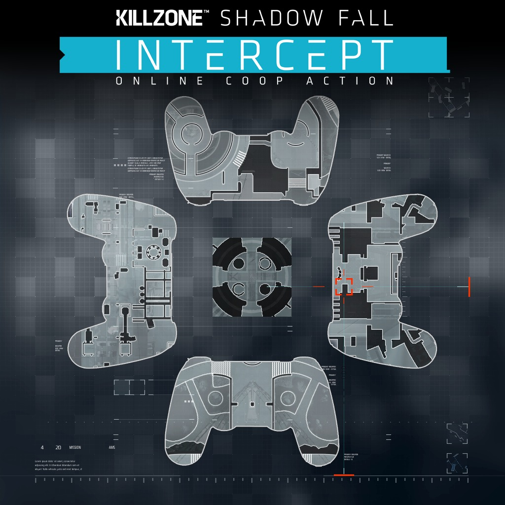 Killzone™ Shadow Fall - Intercept Co-Op Maps