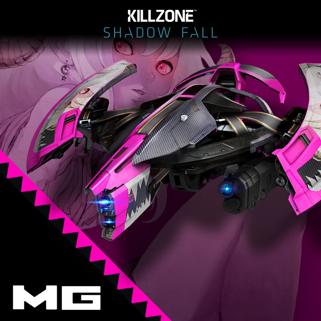 Killzone™ Shadow Fall - Saito Skin Pack