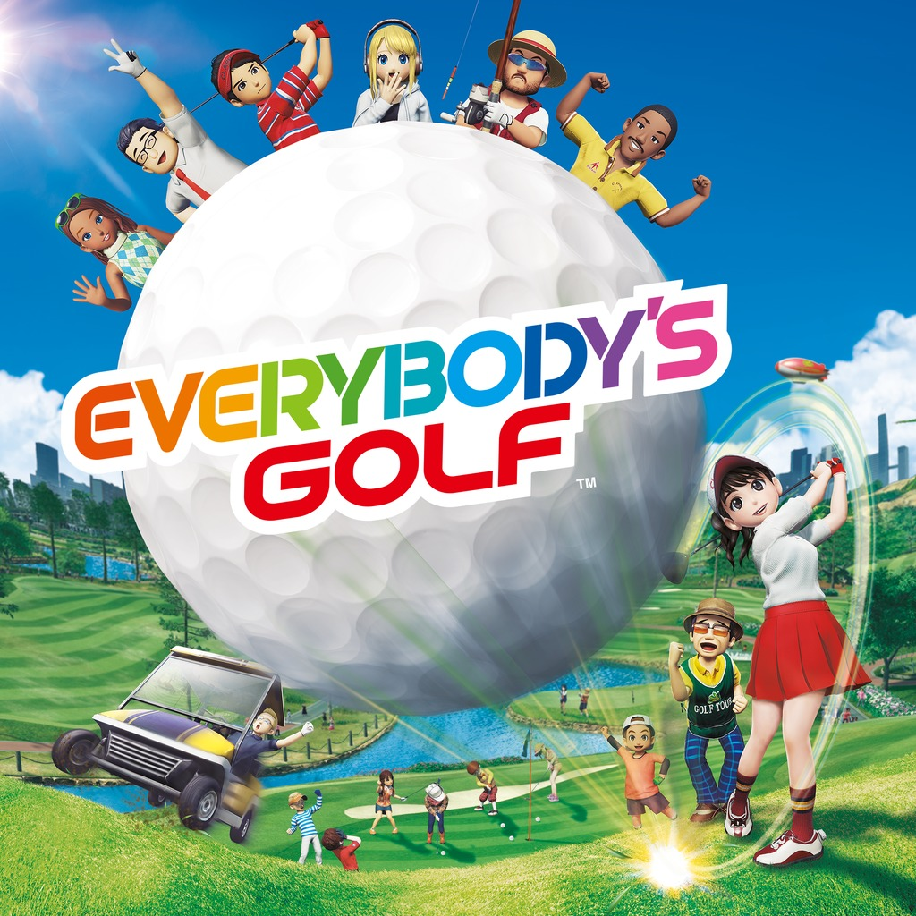 Everybody's Golf