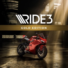 Ride 3 — Gold Edition