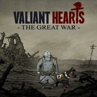 Valiant Hearts: The Great War   PS4