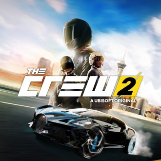 The Crew® 2 Standard Edition PS4