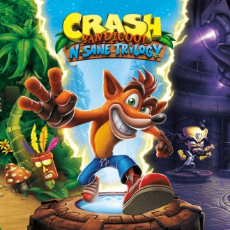 Crash Bandicoot™ N. Sane Trilogy PS4