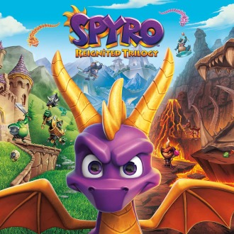 Spyro™ Reignited Trilogy PS4