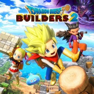 DRAGON QUEST BUILDERS 2 Standard Edition PS4