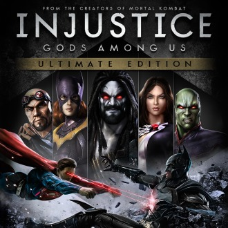 Injustice: Götter unter uns - Ultimate Edition PS4