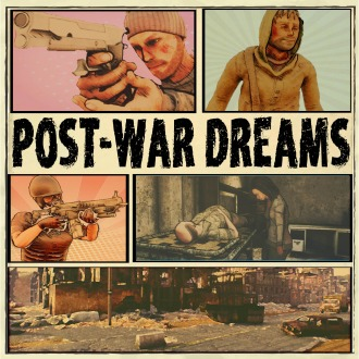 Post War Dreams PS4