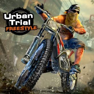 Urban Trial Freestyle PS Vita