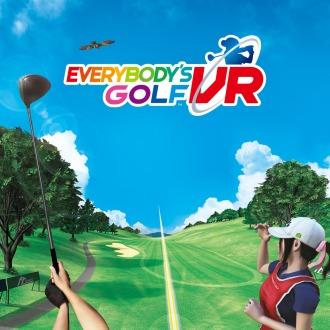 Everybody's Golf™ VR PS4