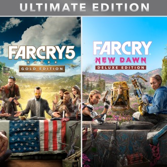 Far Cry New Dawn Ultimate Edition PS4
