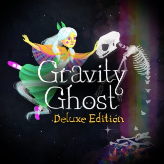 Gravity Ghost: Deluxe Edition PS4