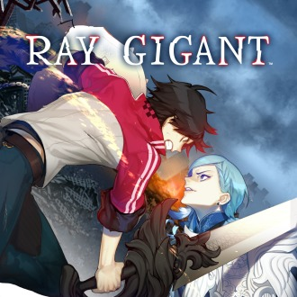 Ray Gigant PS Vita