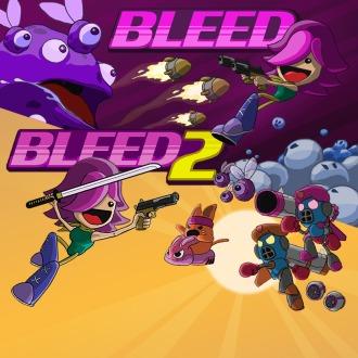 Bleed Complete Bundle PS4