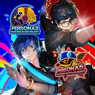 P3D & P5D Bundle + Megaverse Costume Pack PS Vita