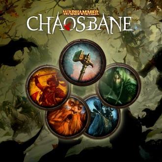 Warhammer: Chaosbane - Emotes & Blessing PS4