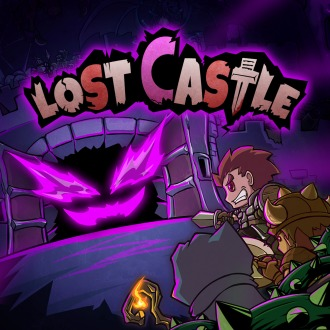 Lost Castles PS4