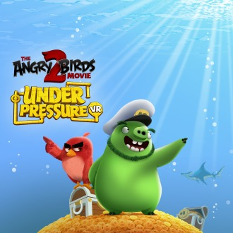 The Angry Birds Movie 2 VR: Under Pressure PS4