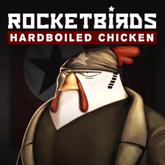 Rocketbirds: Hardboiled Chicken PS Vita