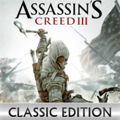 Assassin's Creed®III Classic Edition PS3