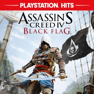 Assassin's Creed® IV Black Flag™ - Standard Edition PS4