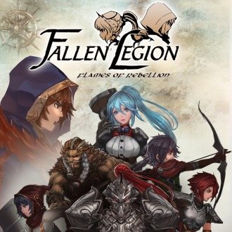 Fallen Legion: Flames of Rebellion PS4 / PS3 / PS Vita