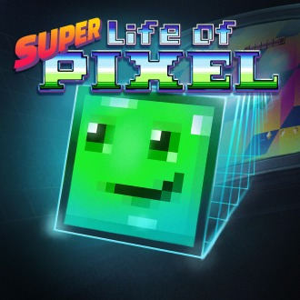 Super Life of Pixel PS4 / PS Vita