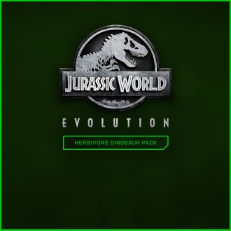 Jurassic World Evolution: Herbivore Dinosaur Pack PS4