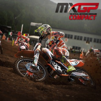 MXGP - The Official Motocross Videogame COMPACT PS4