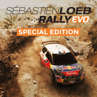 Sébastien Loeb Rally EVO - Special Edition PS4