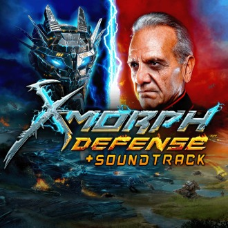 X-Morph: Defense + Soundtrack PS3