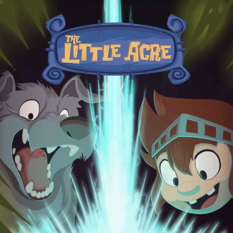 The Little Acre PS4