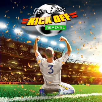Dino Dini's Kick Off Revival PS4 / PS Vita