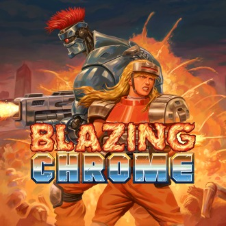 Blazing Chrome PS4