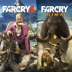 FAR CRY 4 + FAR CRY PRIMAL-BUNDLE