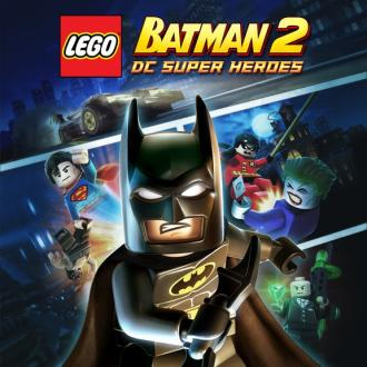 LEGO® Batman™ 2: DC Super Heroes PS3