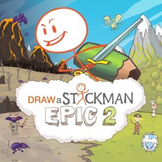 Draw a Stickman: EPIC 2 PS4
