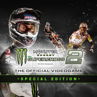 Monster Energy Supercross 2 - Special Edition PS4