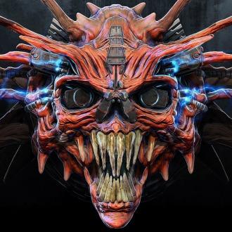 X-Morph Nightmare Skull Avatar PS3