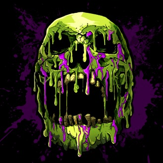 X-Morph Toxic Skull Avatar PS3