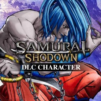 SAMURAI SHODOWN DLC CHARACTER 'BASARA' PS4