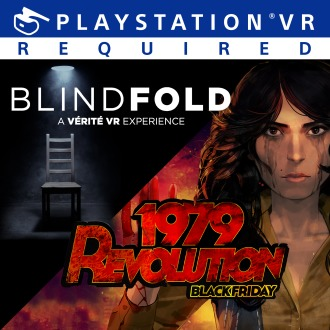 1979 Revolution: Black Friday and Blindfold Bundle PS4