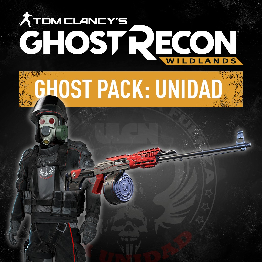 Tom Clancy's Ghost Recon® Wildlands – Ghost-Paket: Unidad